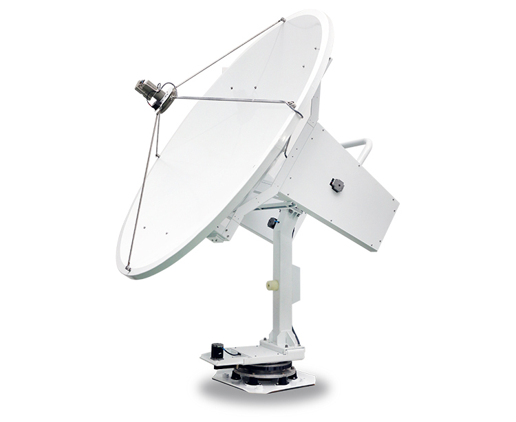 marine sat TV antenna